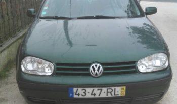 Usado Volkswagen Golf 2001 cheio