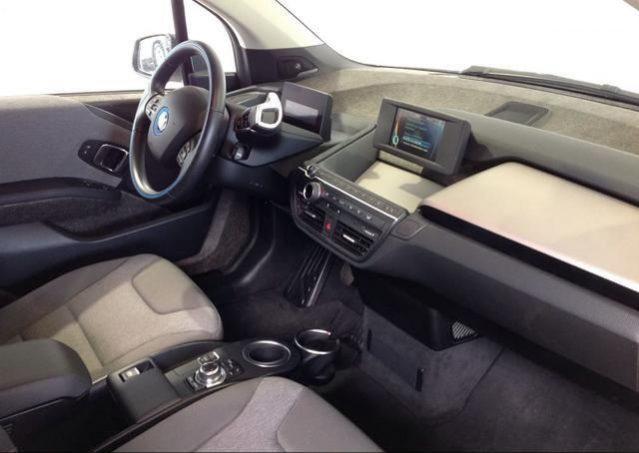 Usado BMW i3 2016 cheio