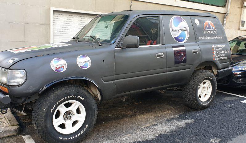 Usado Toyota HDJ 1999 cheio