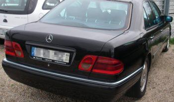 Usado Mercedes-Benz Classe E 1999 cheio