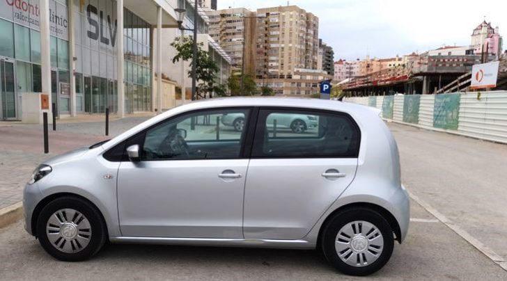 Usado Volkswagen Up 2015 cheio