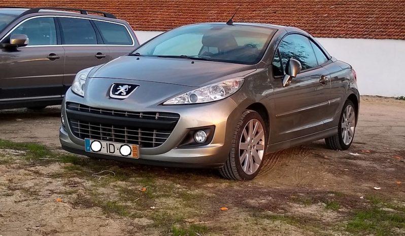 Usado Peugeot 207 2009 cheio