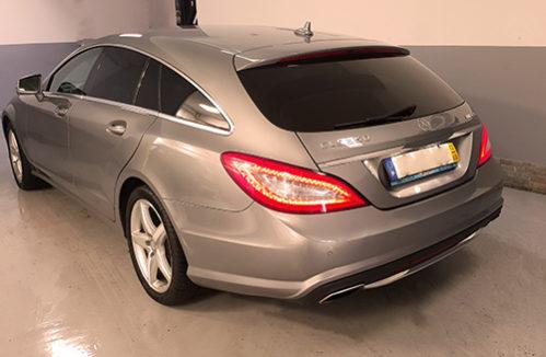Usado Mercedes-Benz Classe CLS 2013 cheio