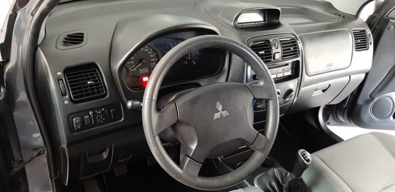 Usado Mitsubishi Space Star 2003 cheio